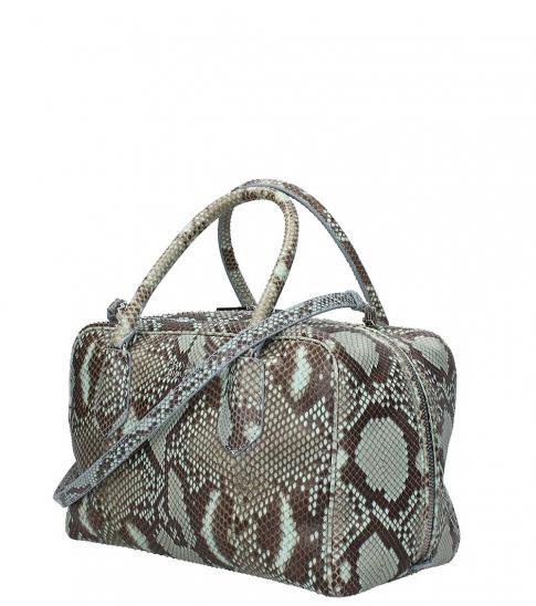 Prada Heavenly Textured Small Satchel