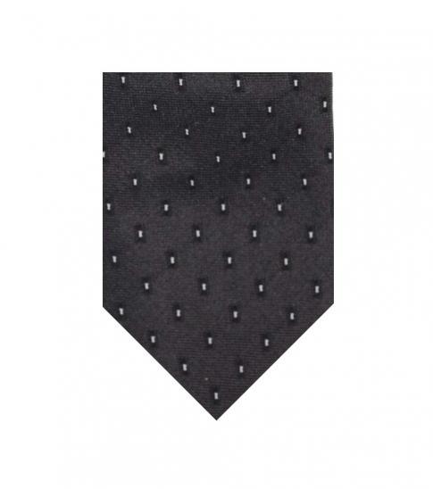 Christian Dior Grey Skinny Modish Tie