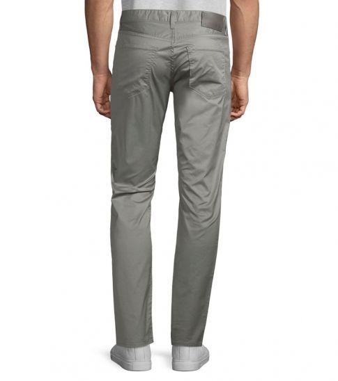 Hugo Boss Grey Regular-Fit Jeans