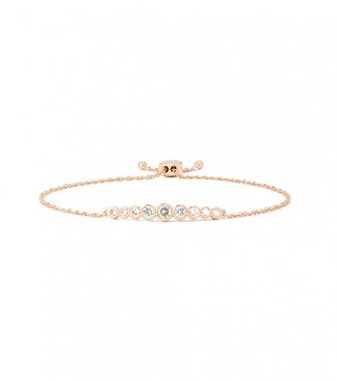Kate Spade Gold Slider Bangle Bracelet