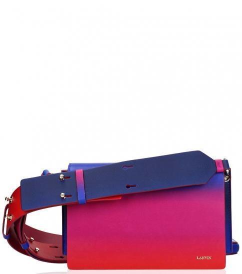 Lanvin Multicolor Standard Small Crossbody