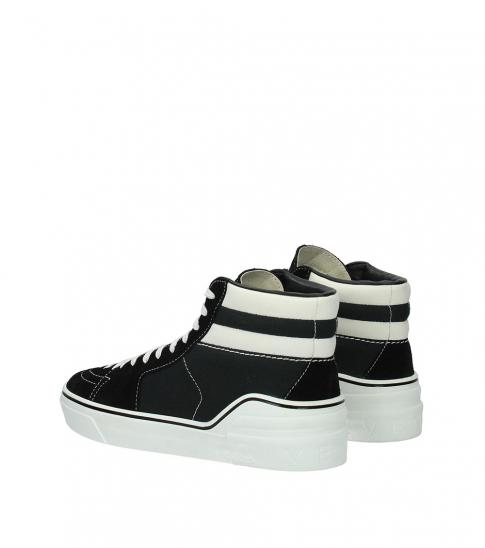 Givenchy Black High Top Sneakers