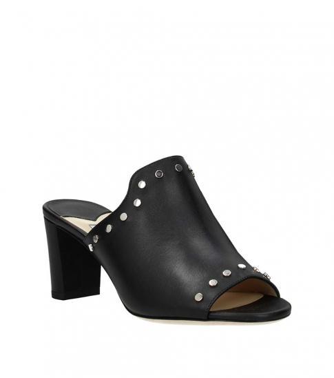 Jimmy Choo Black Myla Heels