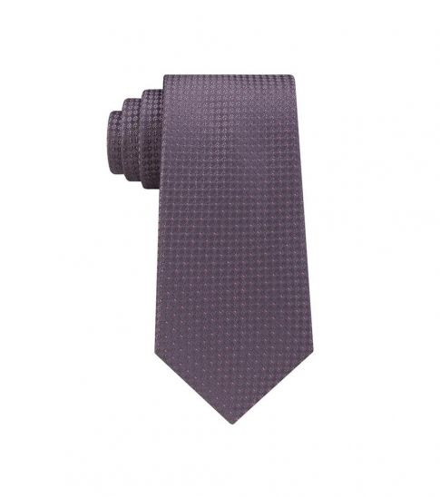 Michael Kors Grey Well Tailored Slim Silk Tie