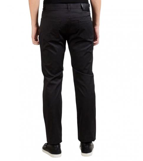 Versace Collection Dark Grey Classic Jeans