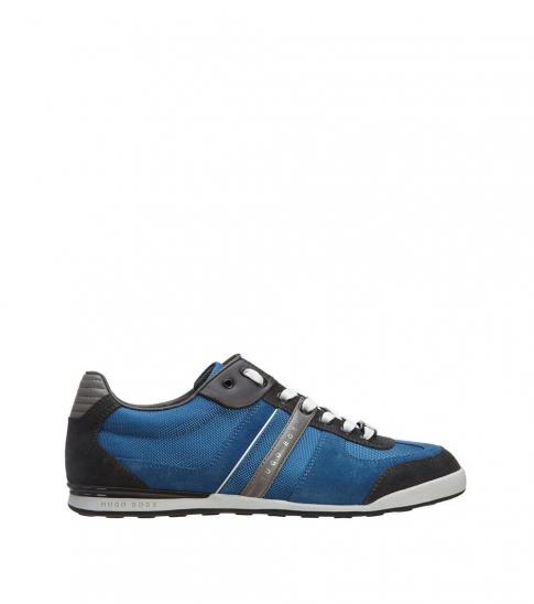 Hugo Boss Medium Blue Akeen Sneakers