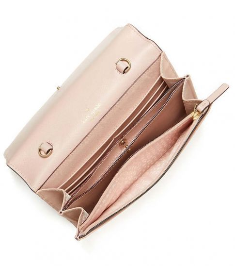 Kate Spade Pink Jewelled Small Crossbody