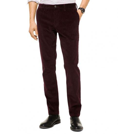 Michael Kors Cordovan Parker Slim-Fit Corduroy Pants