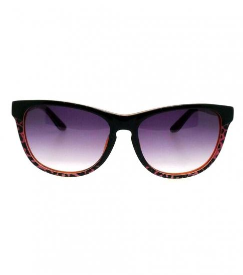 Just Cavalli Black Oval Modish Sunglasses