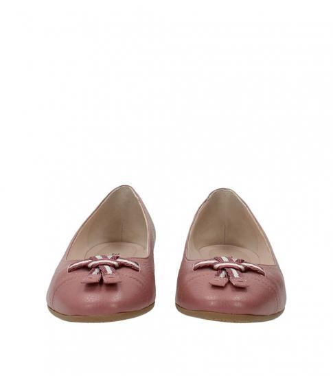Bally Pink Danyelle Ballet Flats