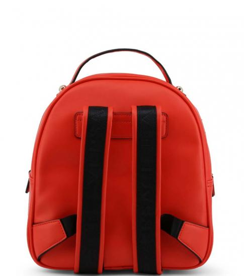 Versace Jeans Red Chain Small Backpack