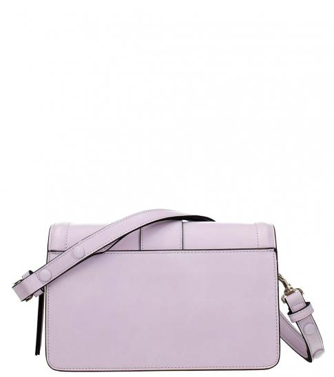 Versace Jeans Light Pink Belt Medium Shoulder Bag