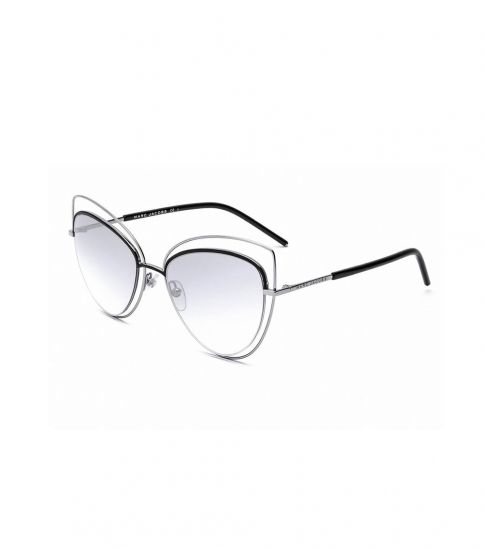 Marc Jacobs Silver Cat Eye Sunglasses