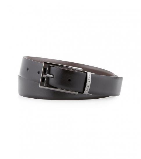 Hugo Boss Elvio Reversible Leather Belt
