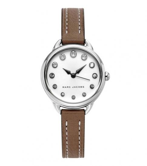 Marc Jacobs Brown Betty Crystal Watch