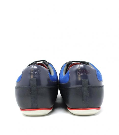 Hugo Boss Blue Thannio Sneakers