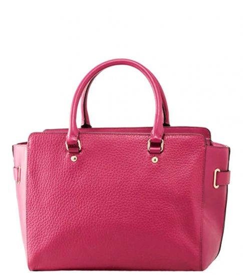 Coach Pink Blake Large Satchel