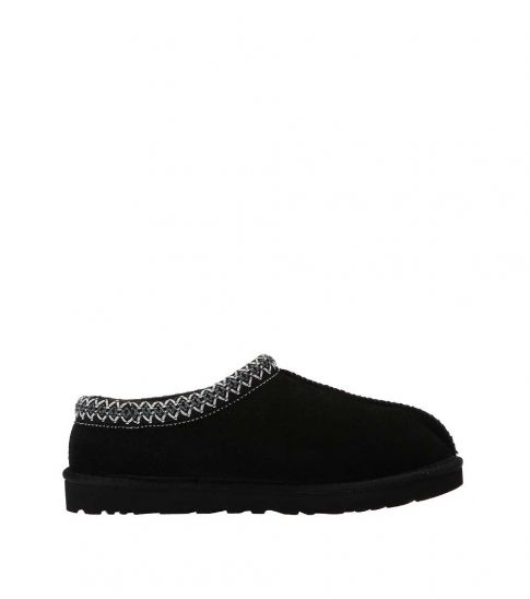 UGG Black Tasman Slippers