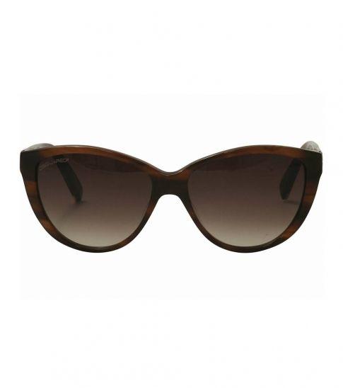 Dsquared2 Light Brown Cat Eye Sunglasses