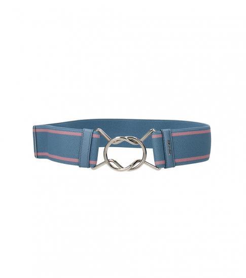Prada Heavenly Clip Logo Belt
