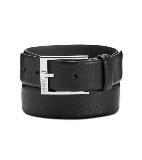 Hugo Boss Black Gellot Logo Belt