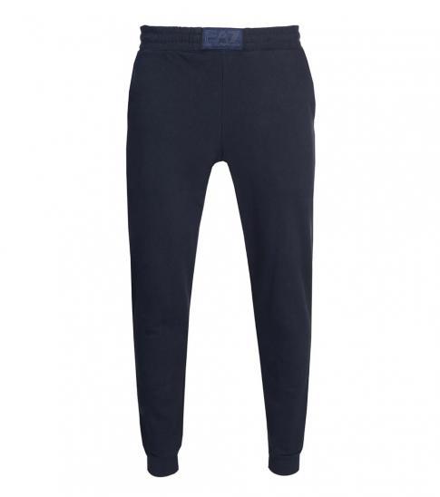 Armani Jeans Dark Blue Solid Joggers