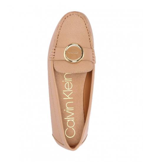 Calvin Klein Desert Sand Leana Loafers