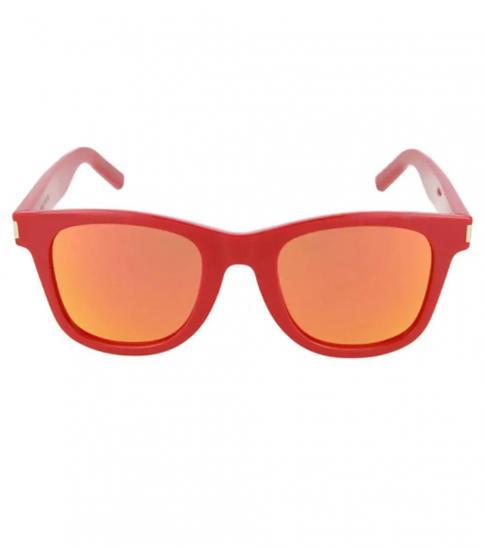 Saint Laurent Red Logo Sunglasses