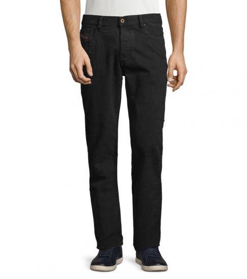 Diesel Black Slim-Fit Skinny Jeans