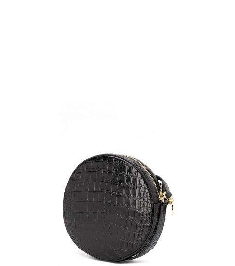 Givenchy Black Eden Round Mini Crossbody