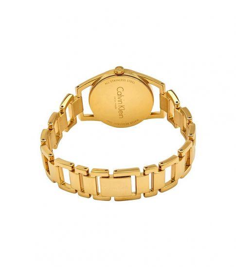 Calvin Klein Gold Dainty Time Piece