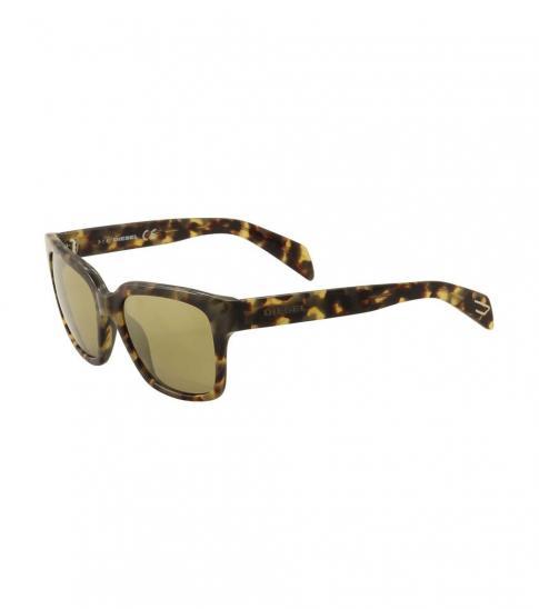 Diesel Multi Color Retro Sunglasses