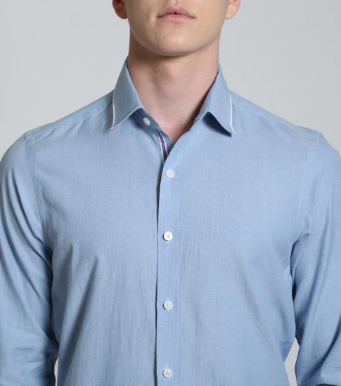 Self Stitch Versatile Formal Shirt