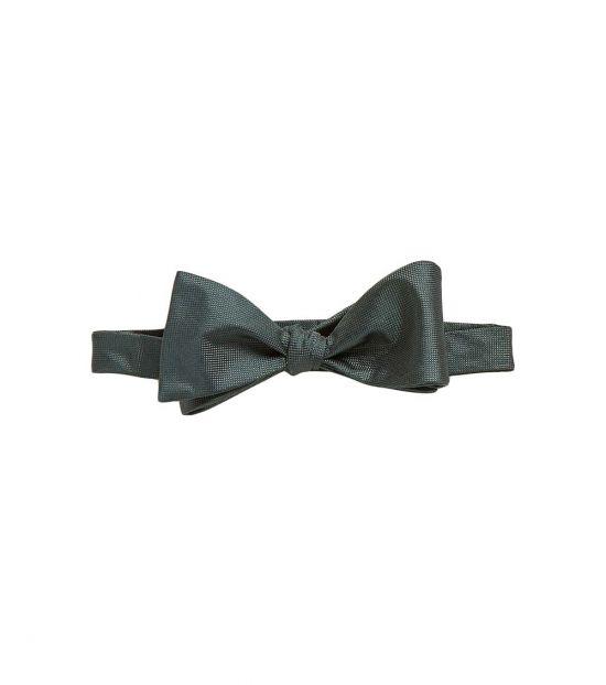 Ben Sherman Green Lawford Solid Bow Tie