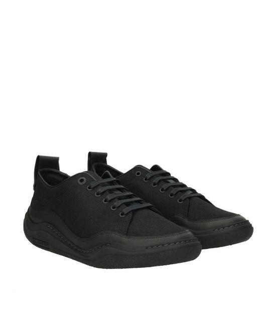 Lanvin Black Classic Sneakers