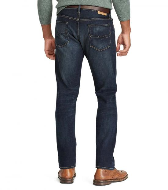 Ralph Lauren Murphy Stretch Hampton Relaxed Jeans