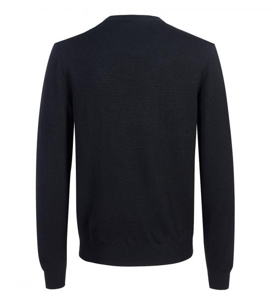 Dolce & Gabbana Black Logo Solid Sweater