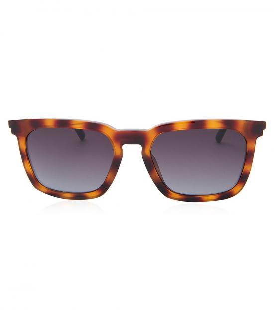 Dsquared2 Brown Square Modish Sunglasses
