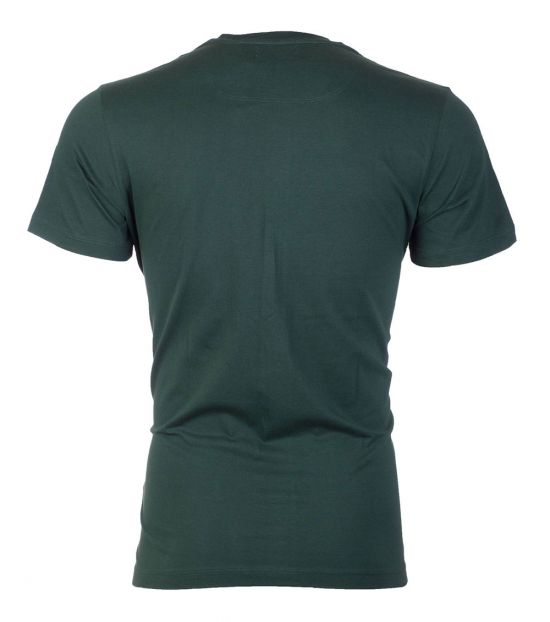 Diesel Dark Green Casual Graphic T-Shirt