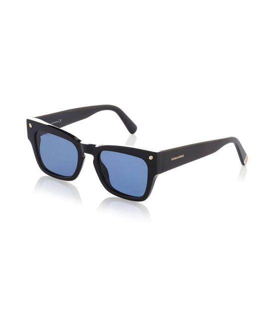 Dsquared2 Black-Blue Bold Sunglasses