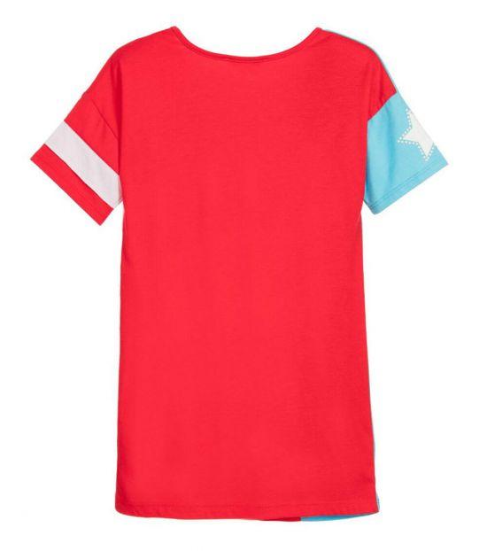 Little Marc Jacobs Little Girls Red Flag Dress