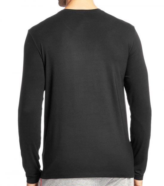 Hugo Boss Black Modal Long Sleeve T-Shirt