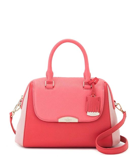 Kate Spade Pink Grove Way Medium Satchel