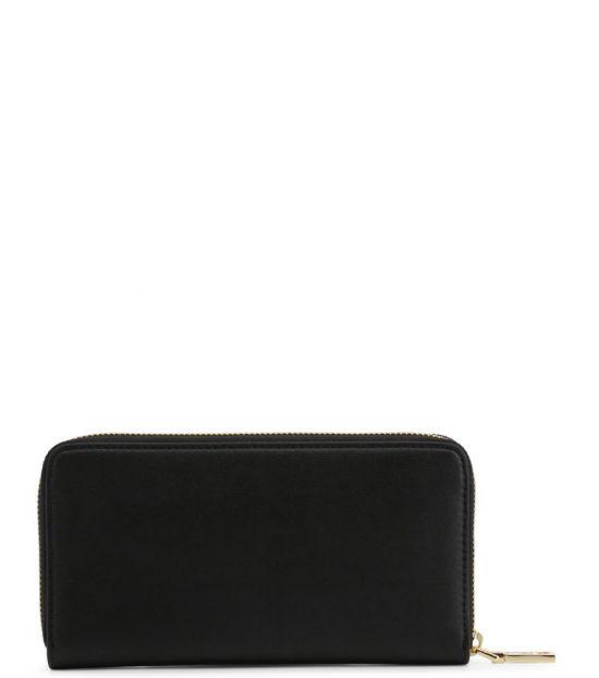 Love Moschino Black Studded Heart Wallet