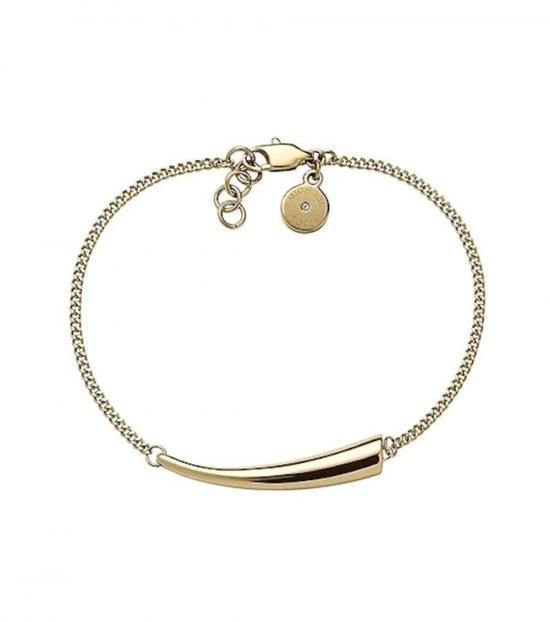 Michael Kors Gold Statement Horn Bracelet