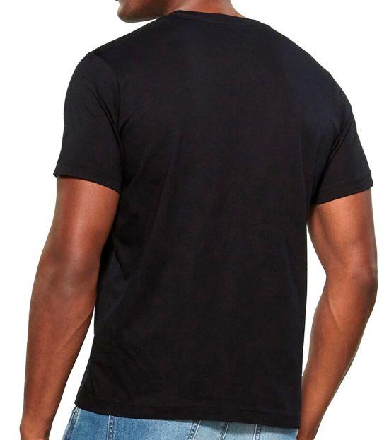 Diesel Black Maglieta Logo T-Shirt
