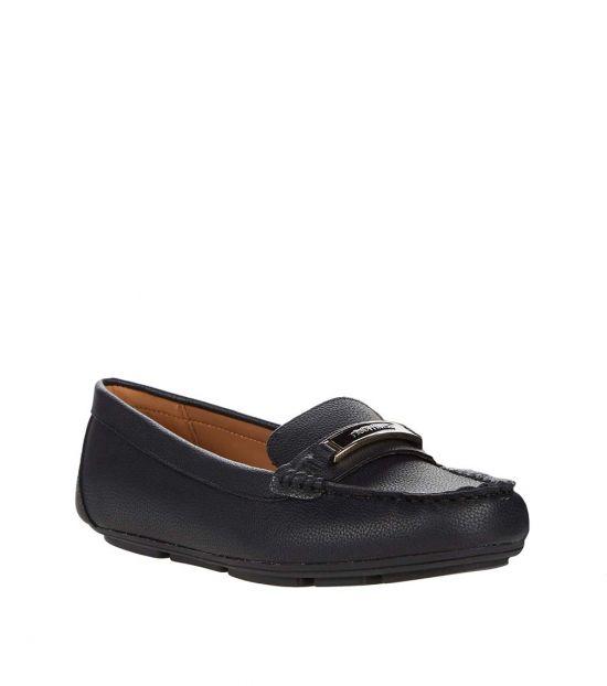 Calvin Klein Black Levonne Loafers