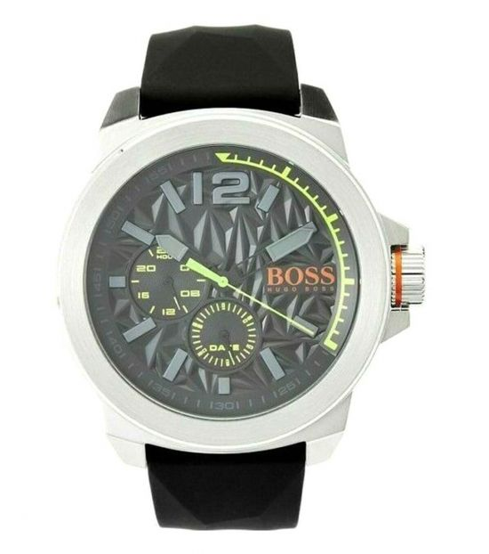 Hugo Boss Black Edgy Stately Watch