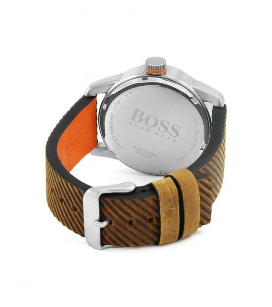 Hugo Boss Brown Classic Oslo Watch