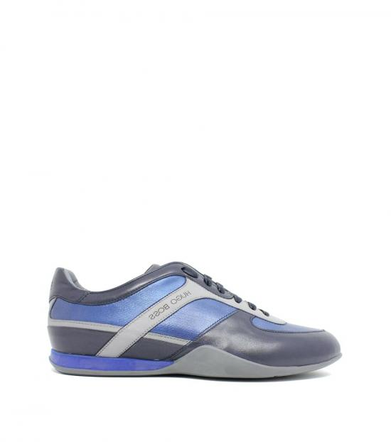 Hugo Boss Dark Blue Grammeo Sneakers
